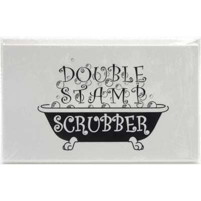 Double Stamp Scrubber-5''X7.5''