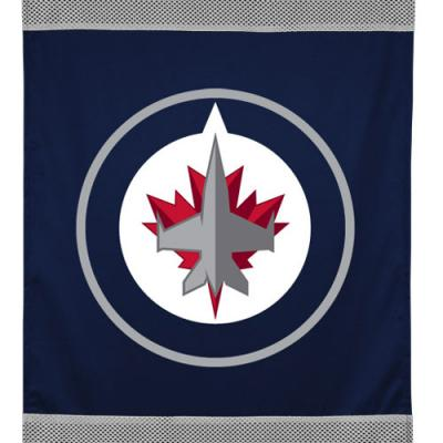 NHL Winnipeg Jets Hockey Team Logo Wall Hanging Decor