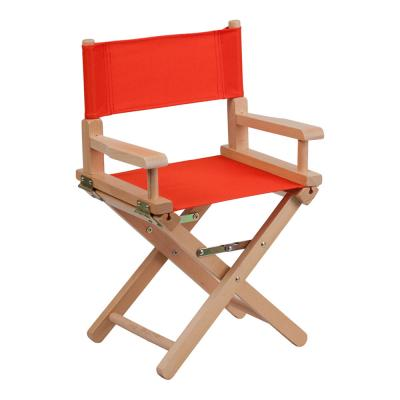 Flash Furniture Kid Size Directors Chair in Red