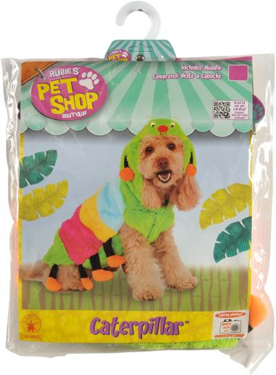 Rubies Caterpillar Cutie Pet Costume-Extra Large