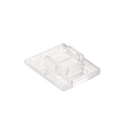 DUST COVER INSERT, CLEAR, 10PK