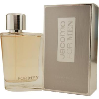JACOMO SILVER by Jacomo EDT SPRAY 3.4 OZ