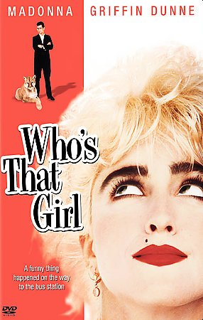 WHOS THAT GIRL (DVD/WS-1.78/ENG-FR-SP)