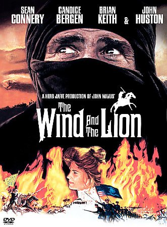 WIND & THE LION (DVD/WS/FR&SP-SUB)