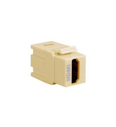 HDMI MODULAR CONNECTOR IVORY